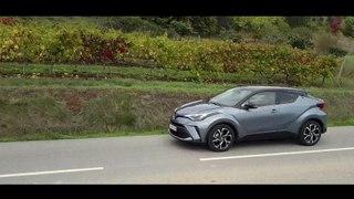 VÍDEO: Toyota C-HR 2020, actualización y nuevo motor híbrido de 184 CV