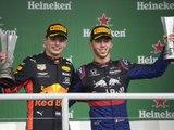 Classements du Grand Prix F1 du Brésil 2019 - Infographie
