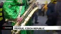 Les Tchèques célèbrent les 30 ans de la révolution de velours
