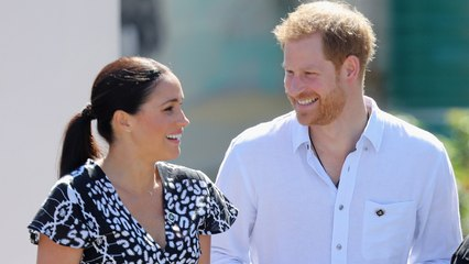 Meghan Markle and Prince Harry Share New Archie Picture