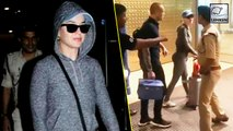 Katy Perry's RUDE Behaviour At Mumbai Airport Makes Fans Angry