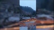 Obersteirisches Stadl an der Mur zu Katastrophengebiet erklärt