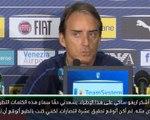كرة قدم: تصفيات يورو 2020: مانشيني متفاجئ من عودة منتخب إيطاليا إلى الواجهة