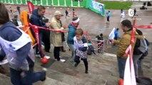Reportage - Un biathlon d'automne réussi pour les écoliers grenoblois