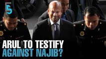 EVENING 5: Arul to turn prosecution witness?