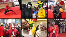 Thor, Joker, Spider-Man: When comic book heroes came to life in Bengaluru