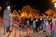 A Uffholtz, le Festival des Fenêtres de l'Avent propose un spectacle par jour du 1er au 24 décembre
