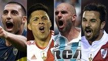 Veja jogadores argentinos que podem assinar pré-contrato em janeiro