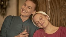 Exclusive: The Handmaid's Tale's Yvonne Strahovski Breaks Down June and Serena Joy's Bond