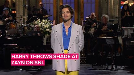 Harry Styles hosts SNL: 3 must-see moments