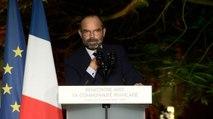 Discours devant la communauté française au Sénégal