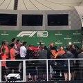 Formula 1 - Carlos Sainz Jr First podium ever at Brazilian GP