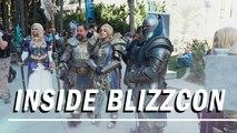 INSIDE : BLIZZCON 2019 : Au coeur de l'évènement Blizzard
