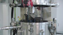 BMW Group Battery Cell Competence Center - Dozing and mixing of the electrode slurry
