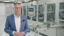 BMW Group Battery Cell Competence Center - Joerg Hoffmann, Head of Production Technology and Production Battery Cell and Fuel Cell