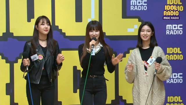 [IDOL RADIO] Bella&Sohee&Garin