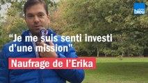 """Naufrage de l'Erika : """"Je me suis senti investi d'une mission"""" pour sauvegarder les oiseaux"""