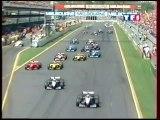 Formule 1 - Grand Prix Australie 1999 - départ