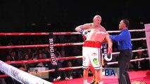 Alfonso Lopez vs Denis Grachev (16-11-2019) Full Fight