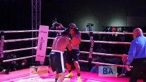 Saul Mendez vs Roberto Pina (16-11-2019) Full Fight