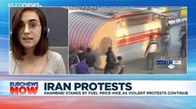 Iran supreme leader says recent protests were not carried out by the people