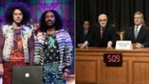 'SNL' Recap: Harry Styles Pulls Double Duty, Jon Hamm's Impeachment Hearing Cameo | THR News