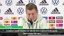 Kroos and Low unfazed on top spot