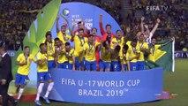 Football | Cdm u17  : Le Brésil sacré chez lui