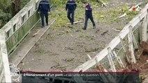 Effondrement d'un pont à Mirepoix-sur-Tarn : la sécurité en question ?