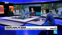 Are the protests in Iran the biggest since the 1979 Iranian Revolution?