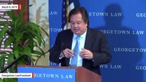 George Conway And Nikki Haley Spar On Twitter
