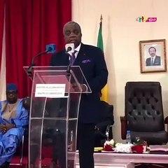 Point de presse du Mincom Suspension du Cameroun de l'AGOA