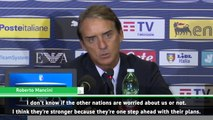 Mancini confident no-one will want to face Italy