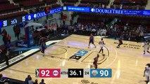 Jordan Bone (21 points) Highlights vs. Westchester Knicks