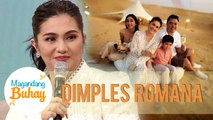 Dimples shares her recent Dubai trip with her family and friends | Magandang Buhay