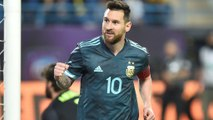 Lionel Messi rescues Argentina against Uruguay | Oneindia Malayalam