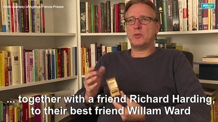 Art detective finds missing gift from Oscar Wilde