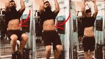 Virat Kohli flexes eight-pack abs in workout video on Instagram | Oneindia Kannada