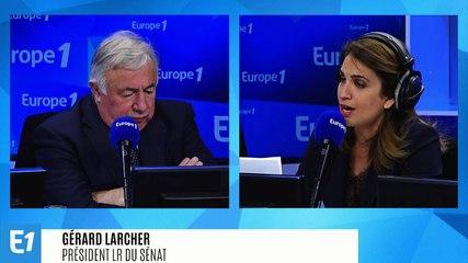 Gérard Larcher - Europe 1 mardi 19 novembre 2019