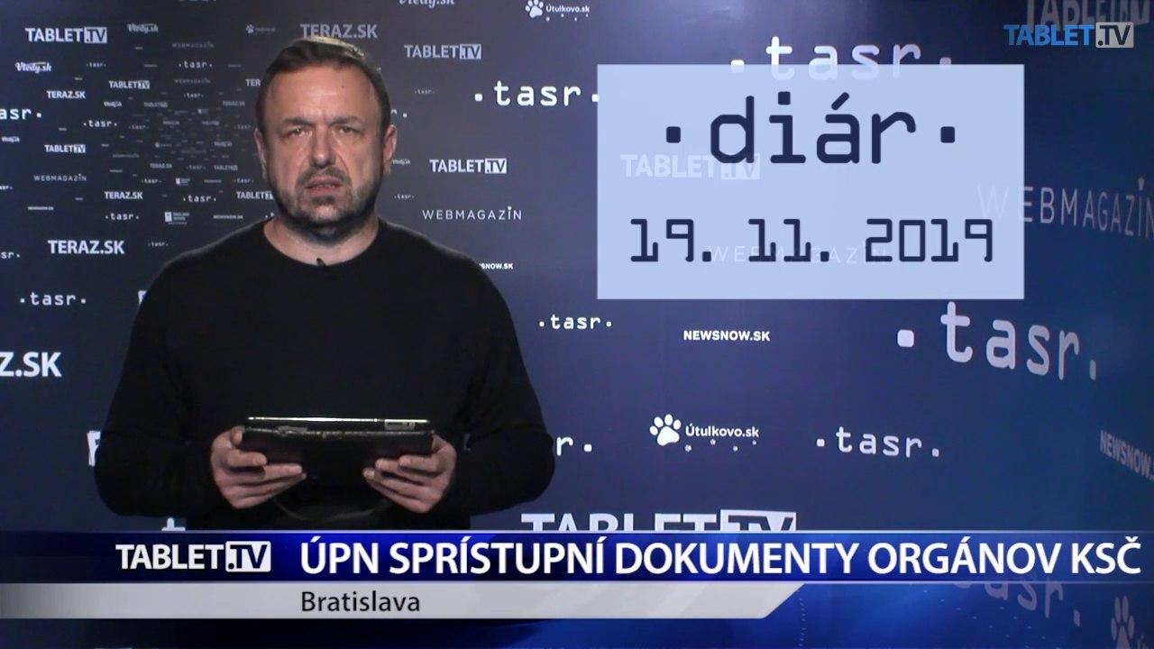 DIÁR: ÚPN sprístupní dokumenty orgánov KSČ