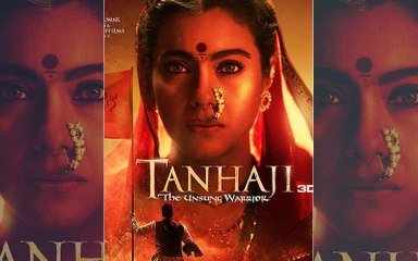 Tanhaji – The Unsung Warrior: Kajol Aka Savitribai's Piercing Look Might Make You A Little Uncomfortable