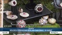 Giana Mayra Luncurkan Koleksi Perhiasan Bertema 'Elegancy by Nature'