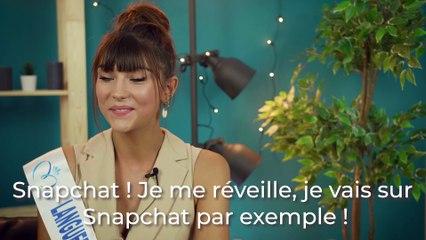 L'interview décalée de Lucie Caussanel, Miss Languedoc-Roussillon 2019