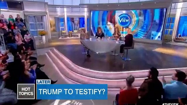 The View November 18, 2019 - ABC The View 11/18/19