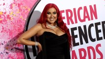 Jaclyn Hill 2019 American Influencer Awards Pink Carpet Fashion