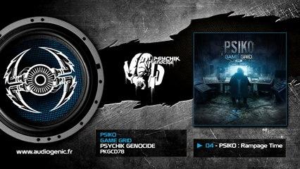 Psiko - Rampage Time