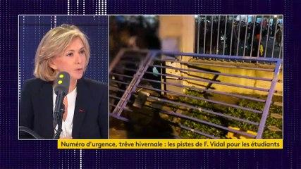 Valérie Pécresse - Franceinfo mardi 19 novembre 2019