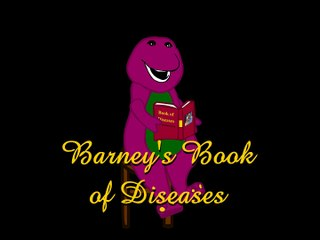Barney Commercial #2 - Diseases (2005)
