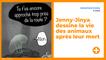 Jenny-Jinya dessine la vie des animaux après leur mort