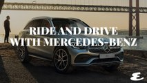 Ride and Drive With Mercedes-Benz